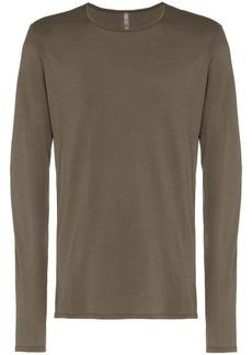 Arc'teryx long sleeved wool t-shirt