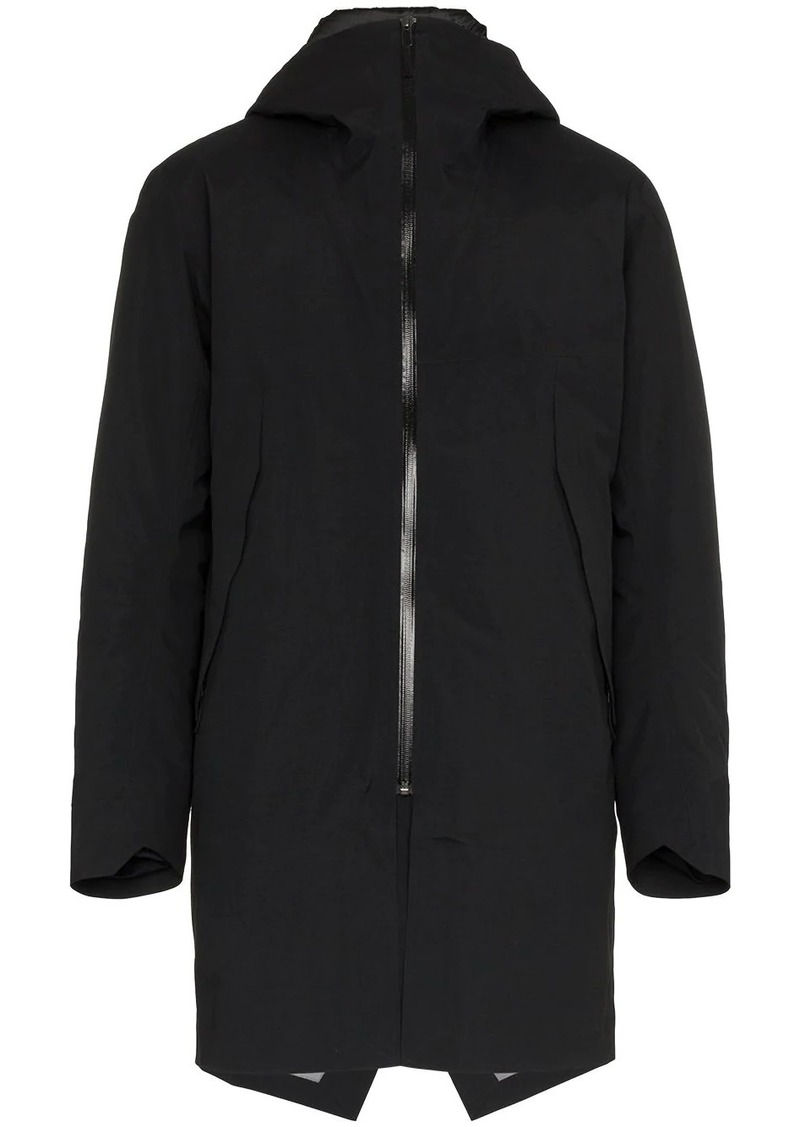 Arc'teryx Monitor feather down padded jacket