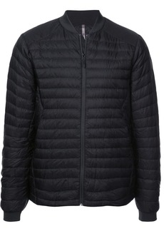Arc'teryx padded bomber jacket