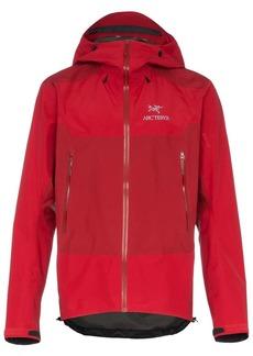 Arc'teryx Red BETA SL HYBRID Hooded Jacket