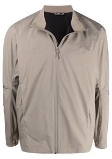 Arc'teryx stitched zip-up bomber jacket