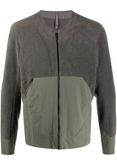 Arc'teryx two-tone zipped jacket