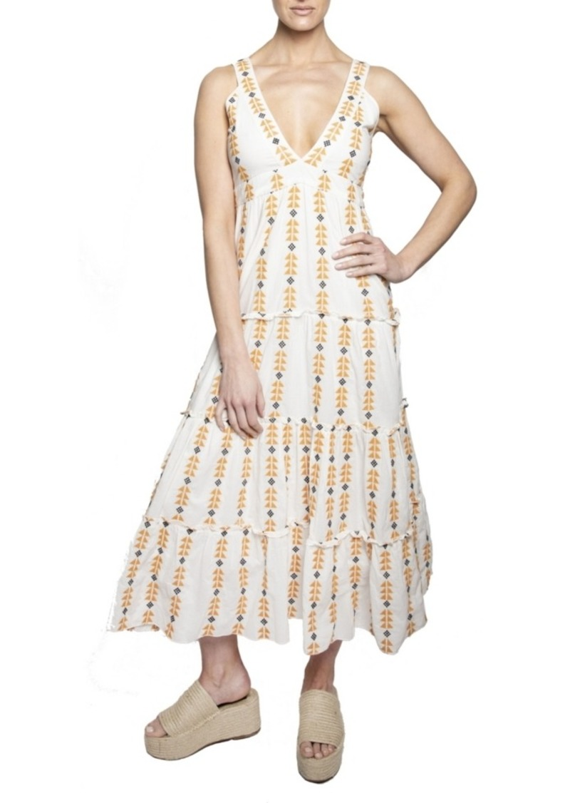 Area Stars Sorrento Long Dress