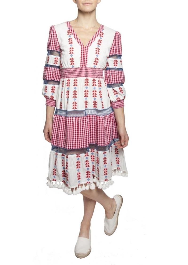 Area Stars Sorrento V-Neck Dress