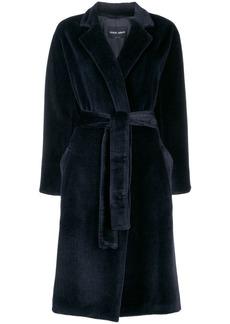 Armani belted coat