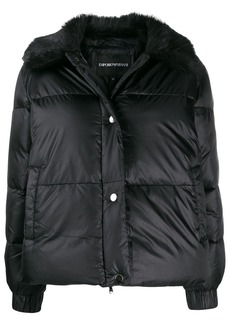 Armani oversized padded jacket