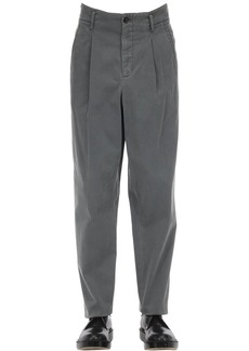 Armani 18cm Cotton Loose Trousers
