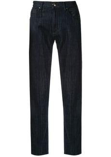 Armani five pocket jeans