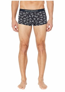 Armani All Over Eagle Trunks
