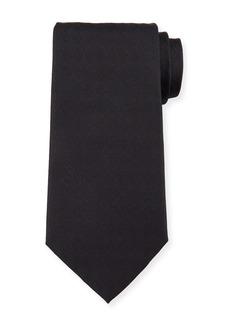Armani Alternating Diamond Silk Tie