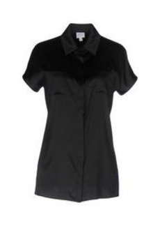 ARMANI COLLEZIONI - Solid color shirts & blouses