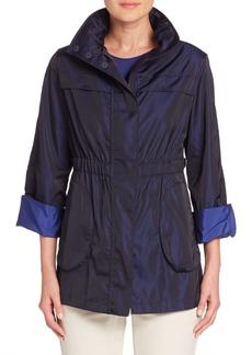 Armani Bicolored Nylon Jacket