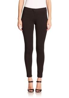 Armani Double-Faced Jersey Leggings