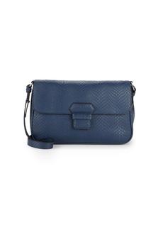 Armani Mini Leather Crossbody Bag