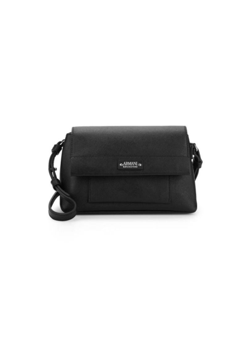 Armani Mini Leather Shoulder Bag  27efd8c9cecb8