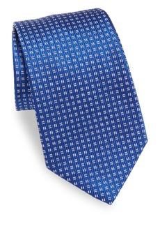 Armani Patterned Silk Tie