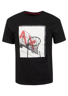 Armani Collezioni Printed T-shirt