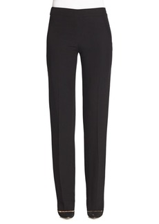 Armani Silk Cady Pants