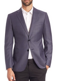 Armani Small Check Sportcoat