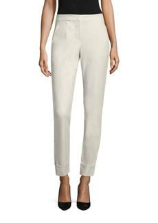 Armani Tech Stretch Cotton Pants