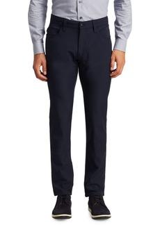Armani Techno Stretch Slim-Fit Trousers
