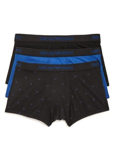 Armani Cotton Trunks - Pack of 3