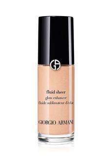 Armani Fluid Sheer Glow Enhancer Highlighter Makeup