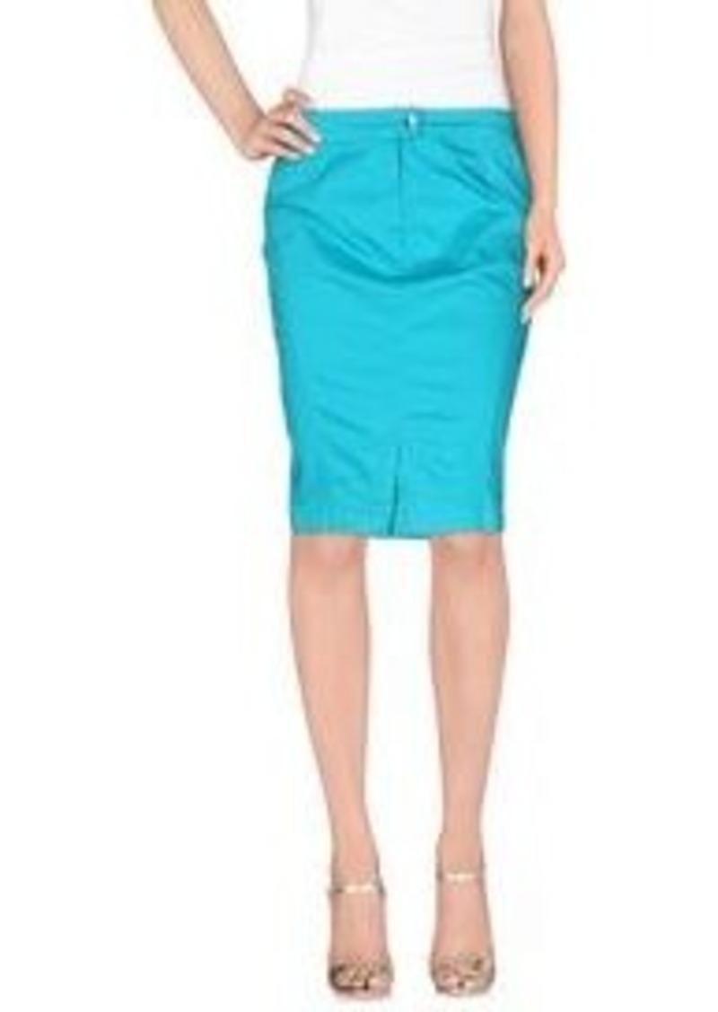 ARMANI JEANS - Knee length skirt