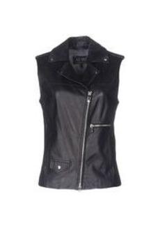 ARMANI JEANS - Leather jacket