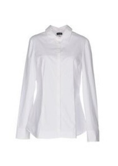 ARMANI JEANS - Solid color shirts & blouses