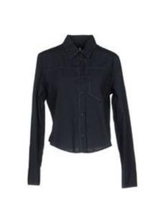 ARMANI JEANS - Solid color shirts & blouses