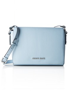 Armani Jeans Italia Square Crossbody
