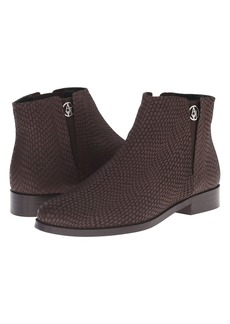 Armani Jeans Lizzard Printed Bootie