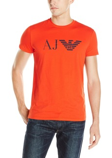Armani Jeans Men's Aj Eagle Logo T-Shirt  S