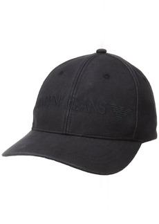 Armani Exchange Armani Jeans Men's Classic Baseball Logo Hat