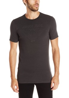 Armani Jeans Men's Made In Italy Eagle T-Shirt  S
