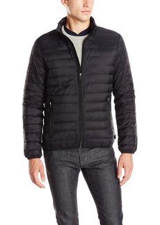 ARMANI JEANS Men's Packable Down Jacket