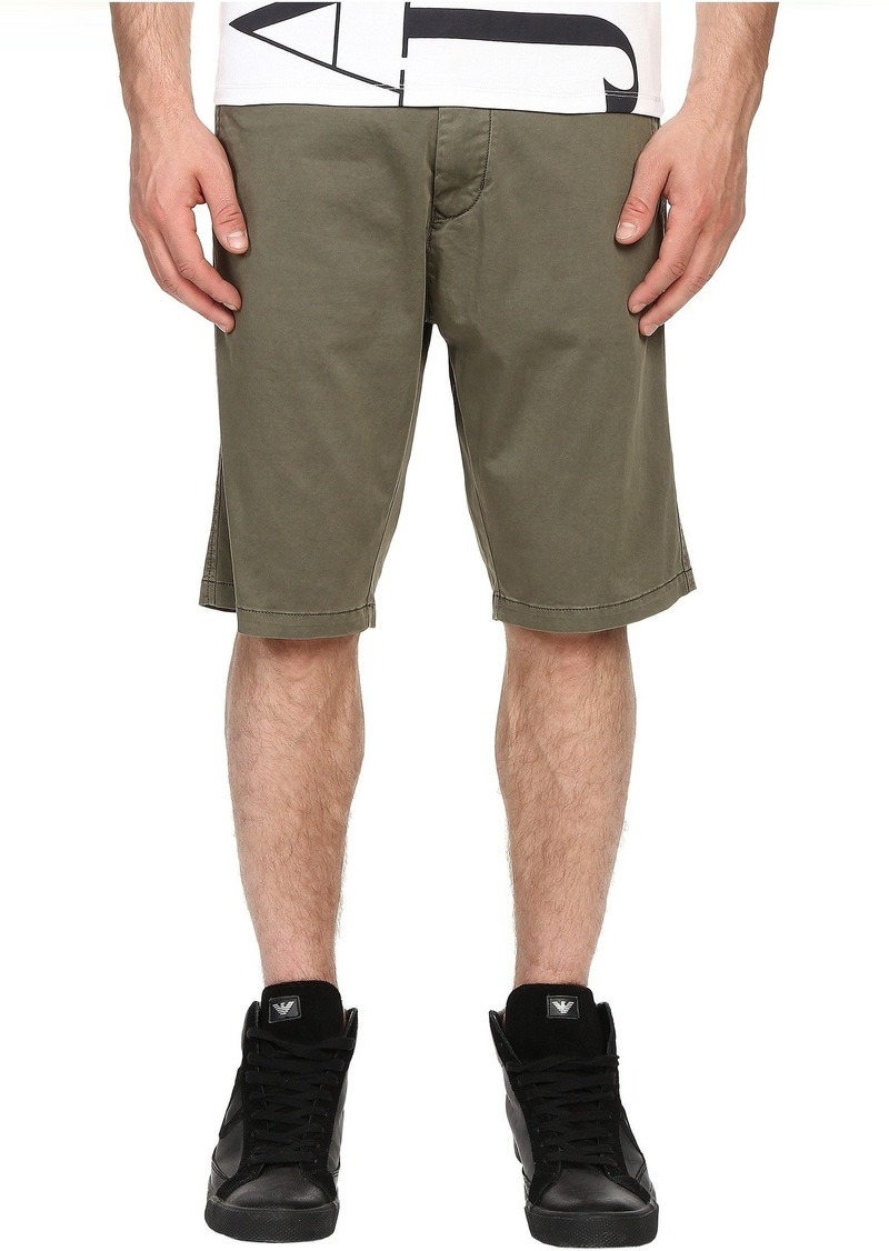 Armani Slim Low Rise Shorts