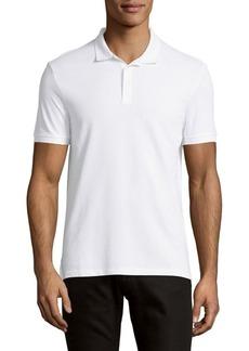 Armani Timeless Cotton Polo