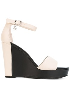 Armani Jeans wedged sandals - Unavailable