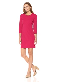 ARMANI JEANS Women's 3/4 Sleeve Length Dress