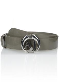 Armani Jeans Women's Aj Buckle Belt  S