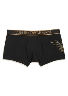 Armani Logo Trunks