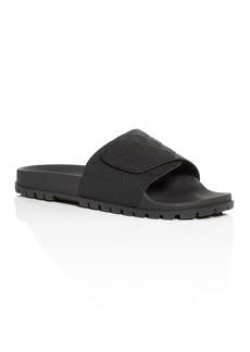 Armani Men's Slide Sandals
