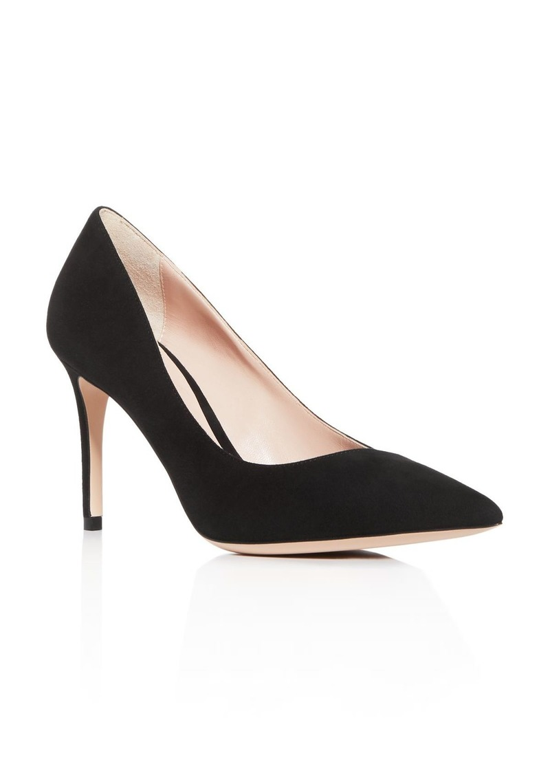 Armani Women's Decollete Pointed-Toe Pumps
