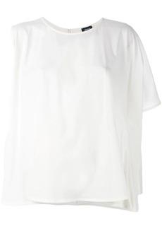 Armani asymmetric T-shirt