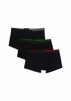 Armani B-Side Logo Trunks