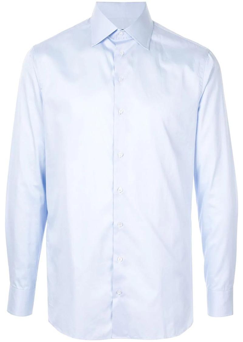 Armani basic plain shirt