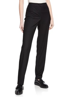 Armani Basic Stretch Wool Pants