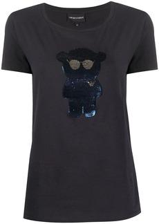 Armani Bear-logo T-shirt